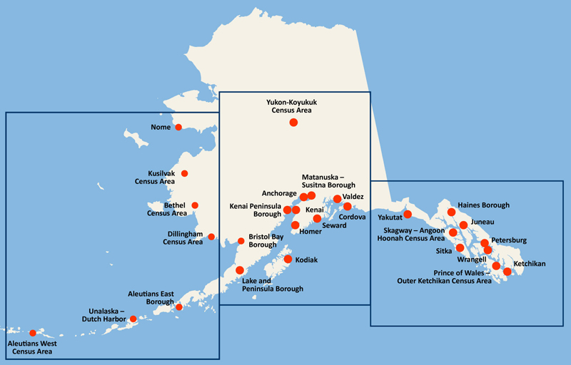 Commercial Fishing Facts United Fishermen of Alaska